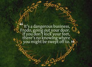 dangerous business