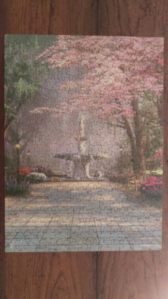 Savannah Romance (300pc)