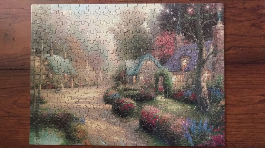 Cobblestone Lane (300pc)