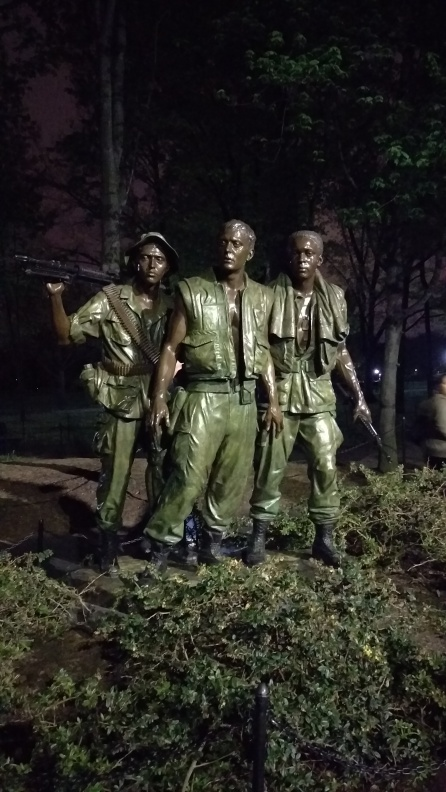 The Three Servicemen (Vietnam Memorial)